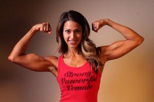 Sumi Singh Strong Powerful Female