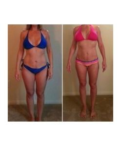 Shellie Transformation Online Training Shaila Fitness