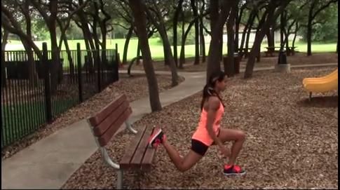 Sumi Singh Playground Workout